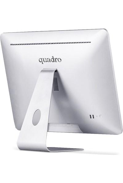 """Quadro Rapid HM8122 Intel Core i5 4460 8GB 240GB SSD Freedos 21.5"""" FHD All In One Bilgisayar 44824"""