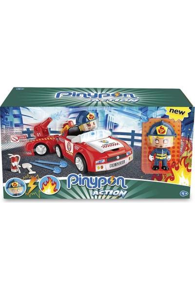 Pinypon Action Süper İtfaiye Arabası PNC03000