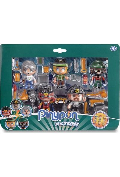 Pinypon Figür Seti 5'li PNC00000