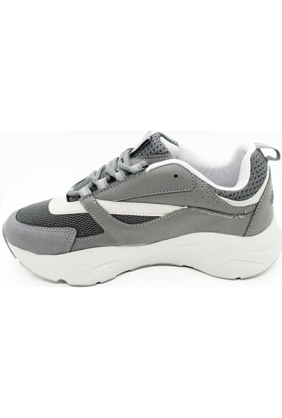 Mc Jumper Erkek Füme Günlük Sneaker Spor Ayakkabı