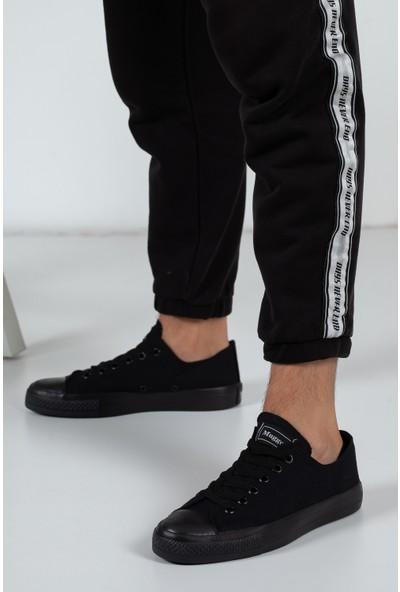 Muggo Keten Sneaker Ayakkabı