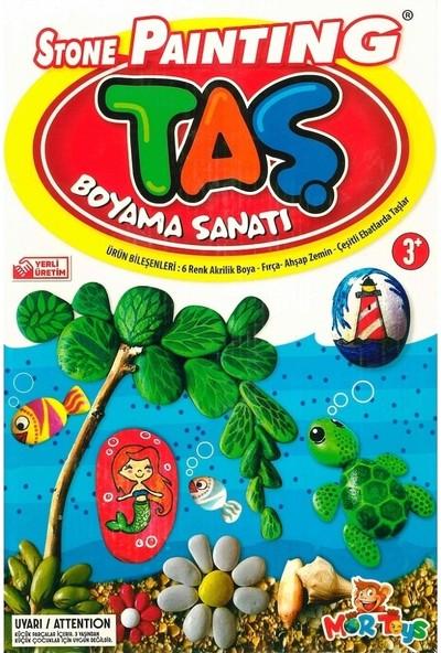 Mor Toys Taş Boyama Seti
