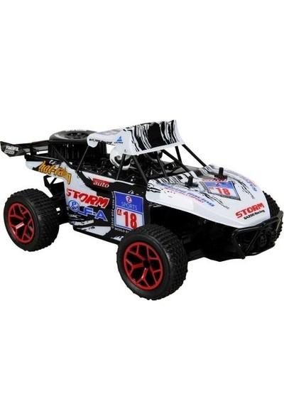 Wild Racer 1:16 Uzaktan Kumandalı Araba - Beyaz