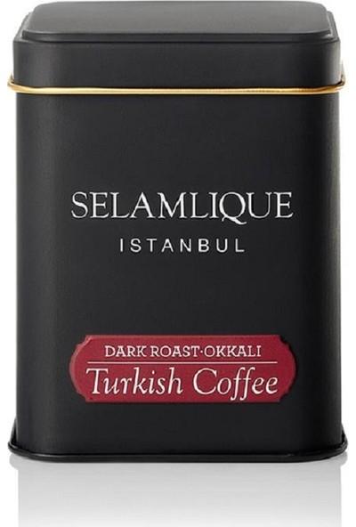 Selamlique Karışık Türk Kahvesi Seti 6X125 gr