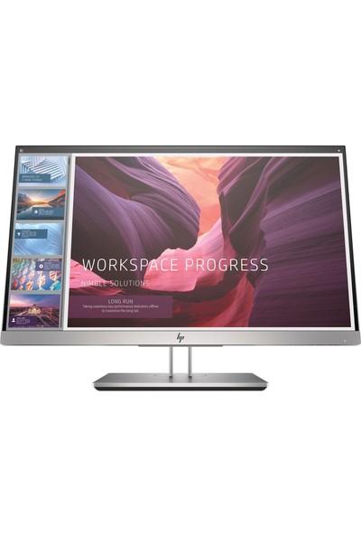 """HP 5VT82AA E223D 21.5"""" 60Hz 5ms (HDMI+Display+D-Sub) Full HD IPS Monitör"""