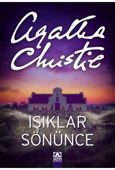 Işıklar Sönünce - Agatha Christie