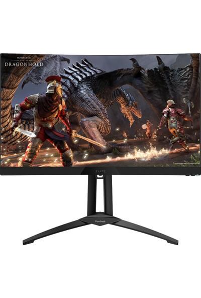 """Viewsonic XG270QC 27"""" 165Hz 1ms (HDMI+Display) FreeSync Curved QHD LED Monitor"""