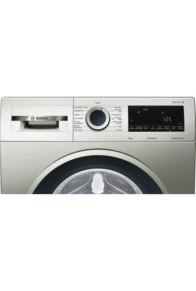 Bosch WGA142XVTR Serie 4 A+++ 9 kg 1200 Devir Çamaşır Makinesi