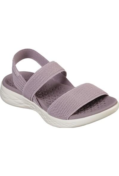 Skechers On-The-Go 600 - Flawless Kadın Sandalet