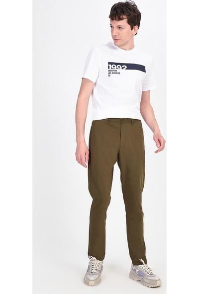 Skechers Comfort Bottoms M Elevated All Day Slim Pant Erkek Pantolon