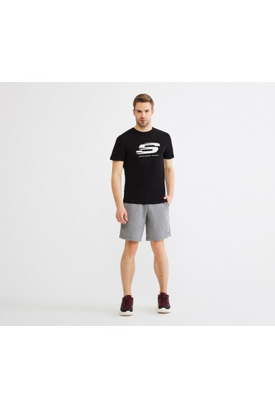 Skechers Graphic Tee'S M Exp Graphic Erkek T-Shirt