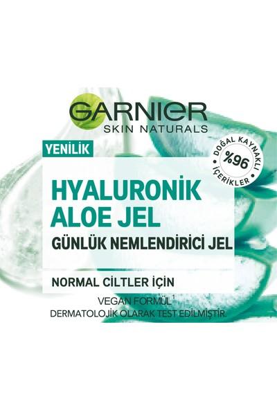 Garnier Günlük Cilt Bakım Seti-Hyaluronik Aloe Jel 50 Ml&hyaluronik Aloe Temizleme Jel