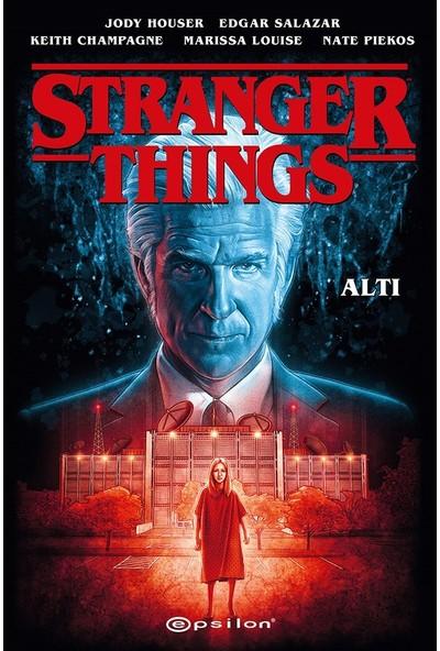 Stranger Things: Altı Jody Houser