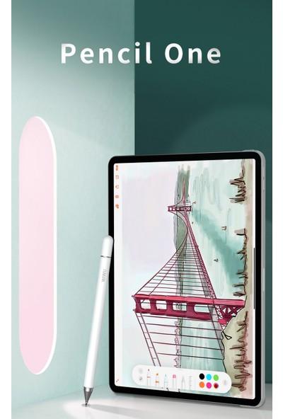 Case 4U Dokunmatik Ekran Kalemi Pencil One 2in1 Passive Stylus - iOS & Android Uyumlu