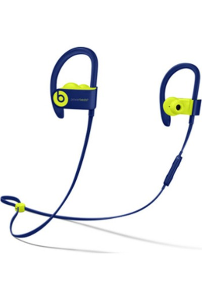 Beats Powerbeats3 WRL Kulakiçi Kulaklık Pop Denim MREQ2ZE/A