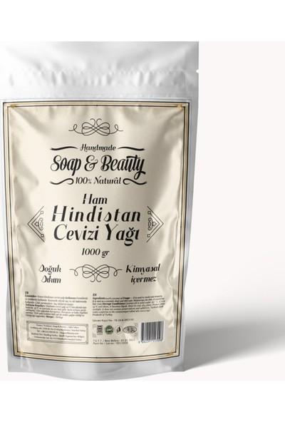 Soap & Beauty Hindistan Cevizi Yağı - Ham - Soğuk Sıkım 1 kg
