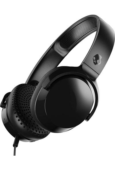 Skullcandy Riff On Ear Mikrofonlu Kulak Üstü Kablolu Kulaklık S5PXY-L003 Siyah