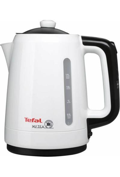 Tefal BJ201F41 My Tea Cam Demlikli Çay Makinesi Beyaz - 1500637852
