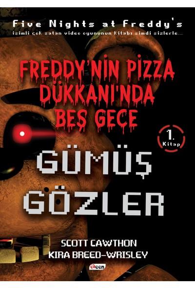 Freddy'nin Pizza Dükkanı'nda Beş Gece - Scott Cawtch
