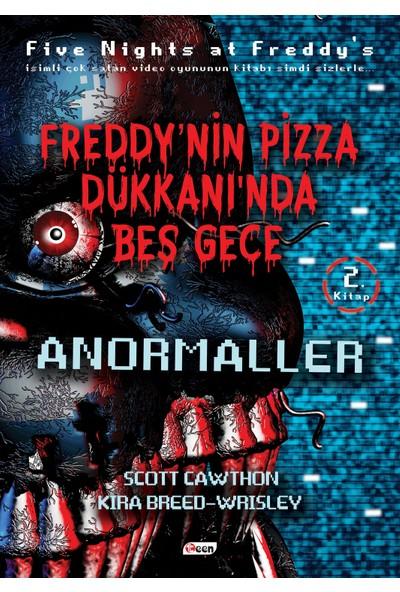 Freddy'nin Pizza Dükkanı'nda Beş Geceanormaller - Scott Cawtch