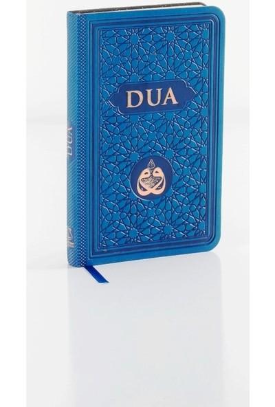 Dua - Evrâd-ı Şerîfe - Cep Boy - Mavi
