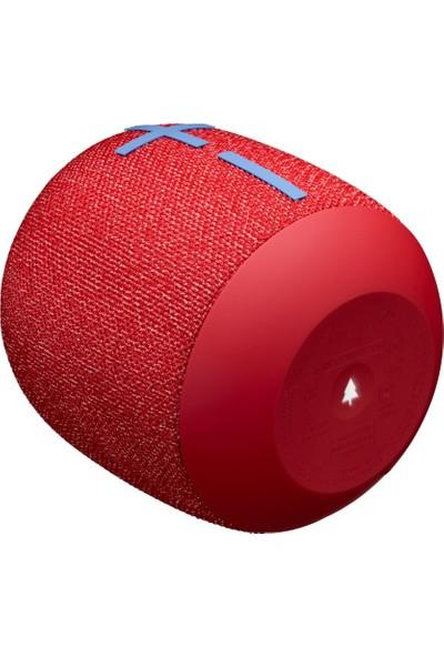 Ultimate Ears Wonderboom 2 Taşınabilir Bluetooth Hoparlör-Kırmızı