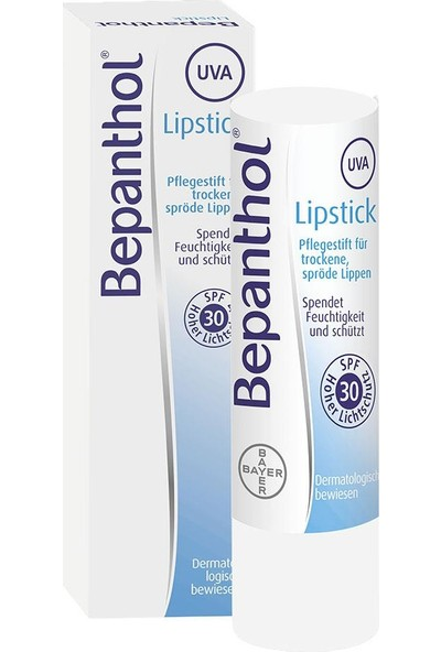 Bepanthol Lipstick Spf 30 Güneş Korucu Dudak Kremi 4,5 gr