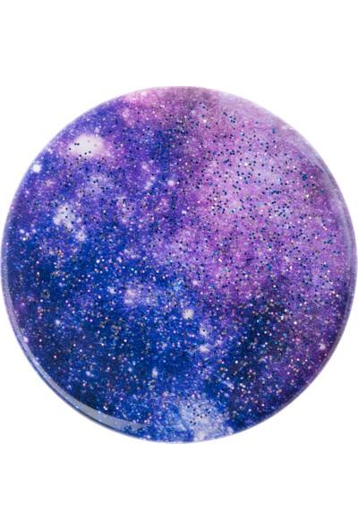 PopSockets Poptop Glt Nebula Bk Sadece Kapak