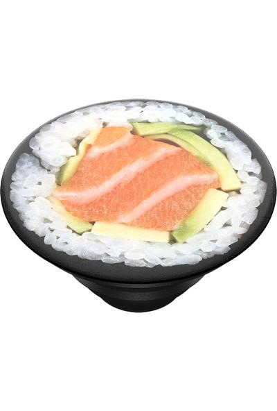 PopSockets Poptop Salmon Roll Bk Sadece Kapak