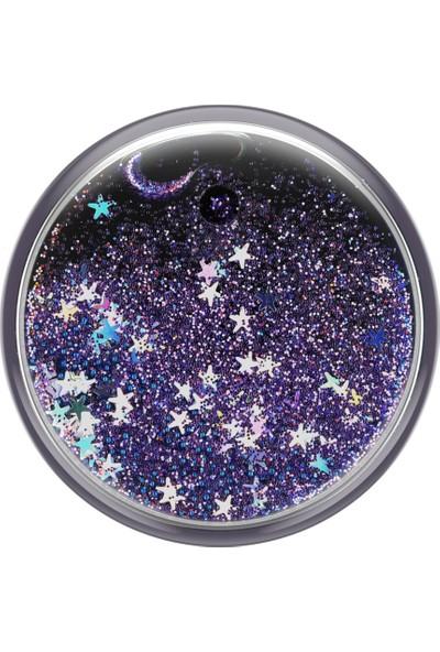 PopSockets Popgrip Tidepool Galaxy Purple Bk