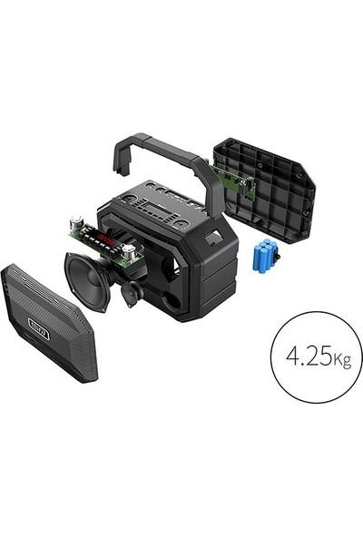 Mifa M520 Plus 30W Siyah Kablosuz Mikrofonlu Bluetooth Toplantı Anfisi