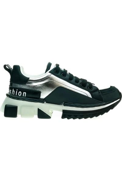 Guja 20Y383-Siyah Kadın Sneaker