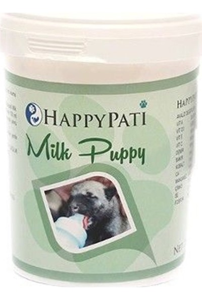 Happy Pati Yavru Köpek Süt Tozu 200 gr