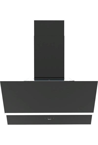 Ukınox Faıry 60 Siyah Duvar Tipi Ankastre Davlumbaz