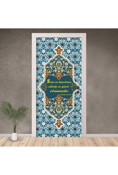 Hediyeci Dükkanım Imam Hatip Kapı Giydirme 16