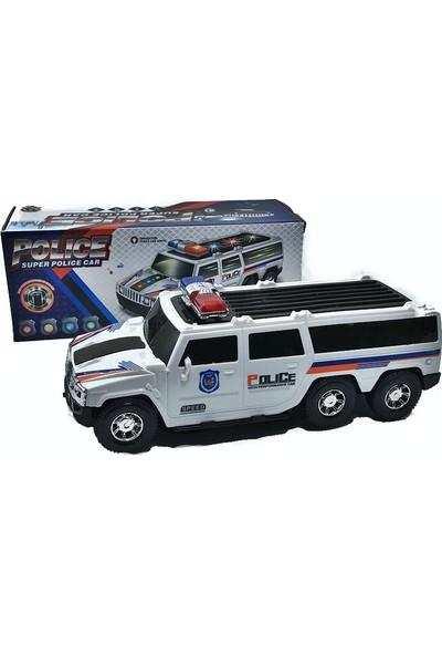 Ardahan Ticaret Dönebilir Oyuncak Araba Polis