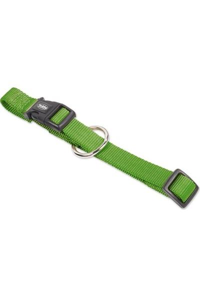 Nobby Classic Köpek Boyun Tasması 50-65 cm x 25 mm Yeşil