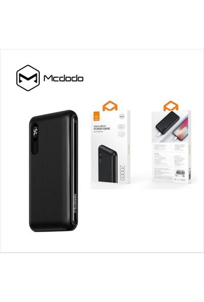 Mcdodo MC-6051 Dijital 20.000 mAh Powerbank