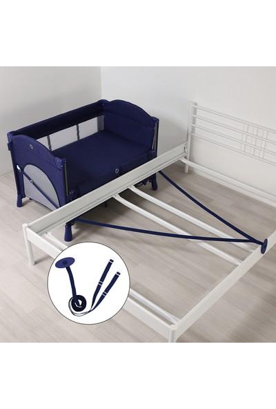 Yoyko Exclusive Comfort 8 in 1 Park Yatak Oyun Parkı Lacivert