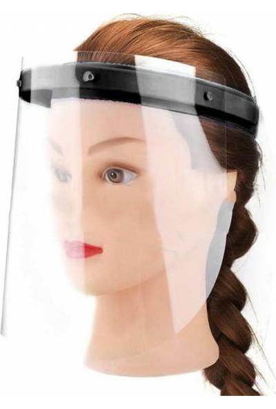 Twinix Yüz Koruyucu Siperlik Ayarlanabilir Kelepçeli Mekanizma