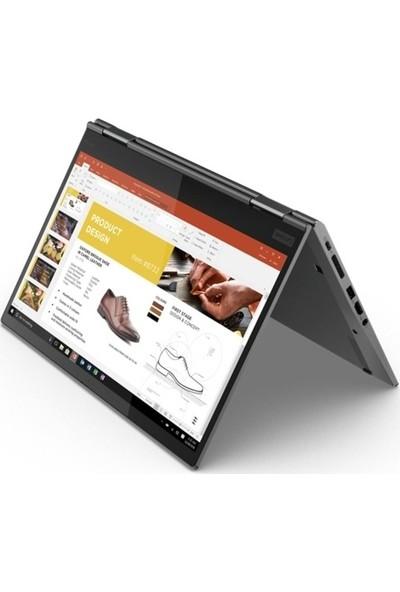 "Lenovo X1 Yoga Intel Core i7 8565U 16GB 1TB SSD Windows 10 Pro 14"" QHD Taşınabilir Bilgisayar 20QF0026TX"