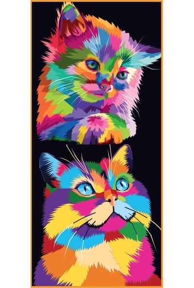 Puzzle Company Renkli Kedi Puzzle 238 Parça