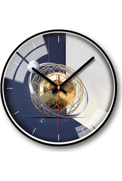 Yukka Mysterious Serisi Duvar Saatleri