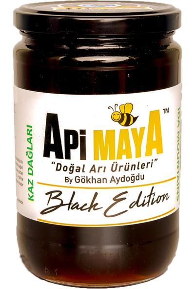 Apimaya Black Edition 850 gr - Kaz Dağları Siyah Bal