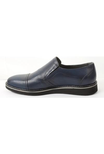 Pabuç 1543 Deri Erkek Günlük Ayakkabı
