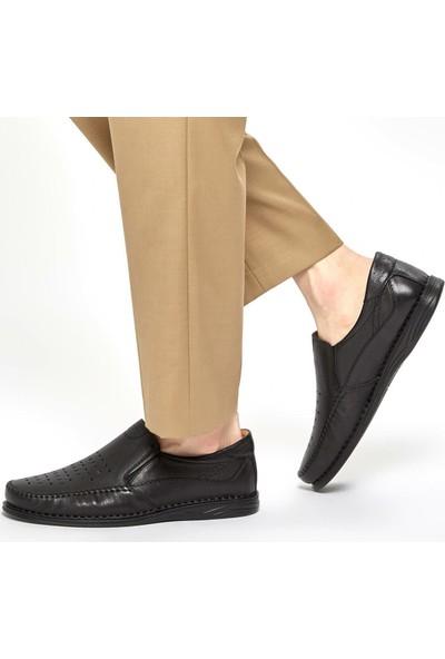 Polaris 5 Nokta 91.103920.M Siyah Erkek Günlük Ayakkabı