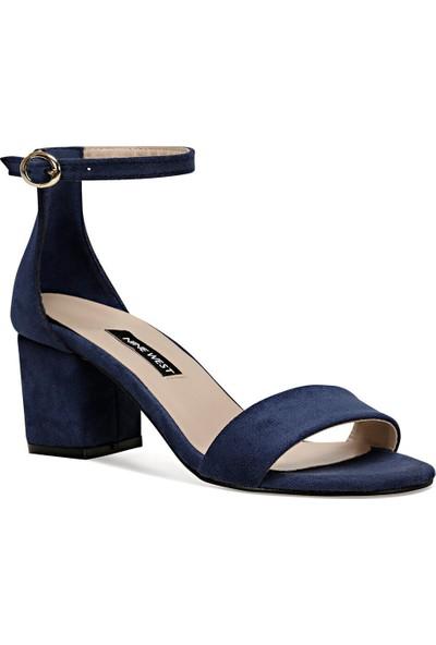 Nine West Badalıa Lacivert Kadın Sandalet