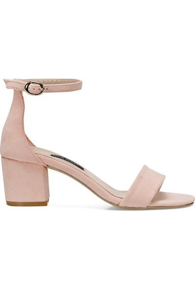 Nine West Badalıa Pembe Kadın Sandalet