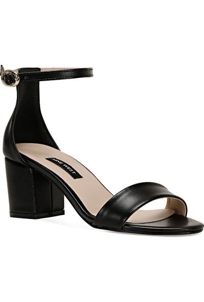 Nine West Badalıa-D Siyah Kadın Sandalet
