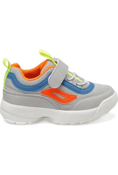 I Cool Champıon Gri Erkek Çocuk Yürüyüş Ayakkabısı